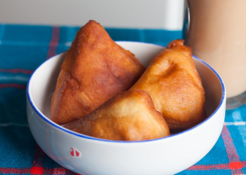 Coconut Mahamri