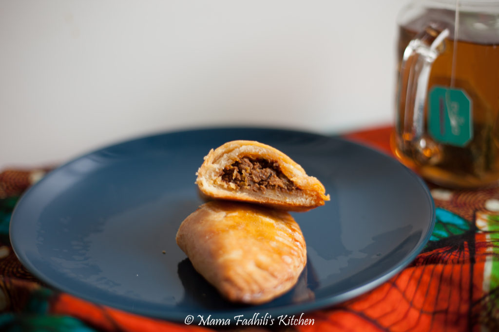 Kenyan meat pie